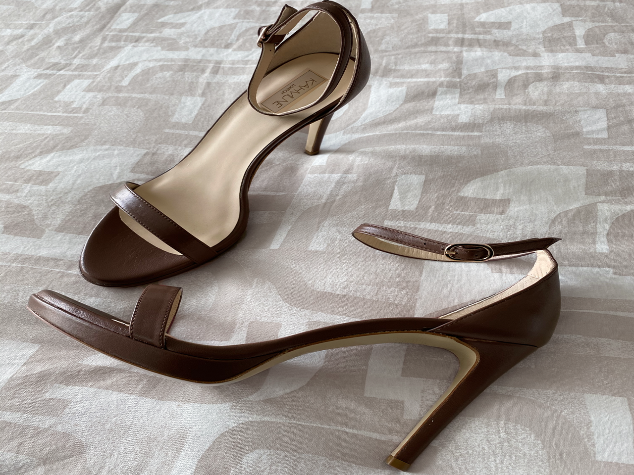 Kahmune Footwear